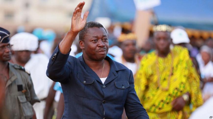 Faure Gnassigbé, président du Togo. Crédits photo : DR