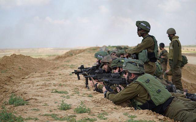Des soldats israéliens. Crédits photo : DR