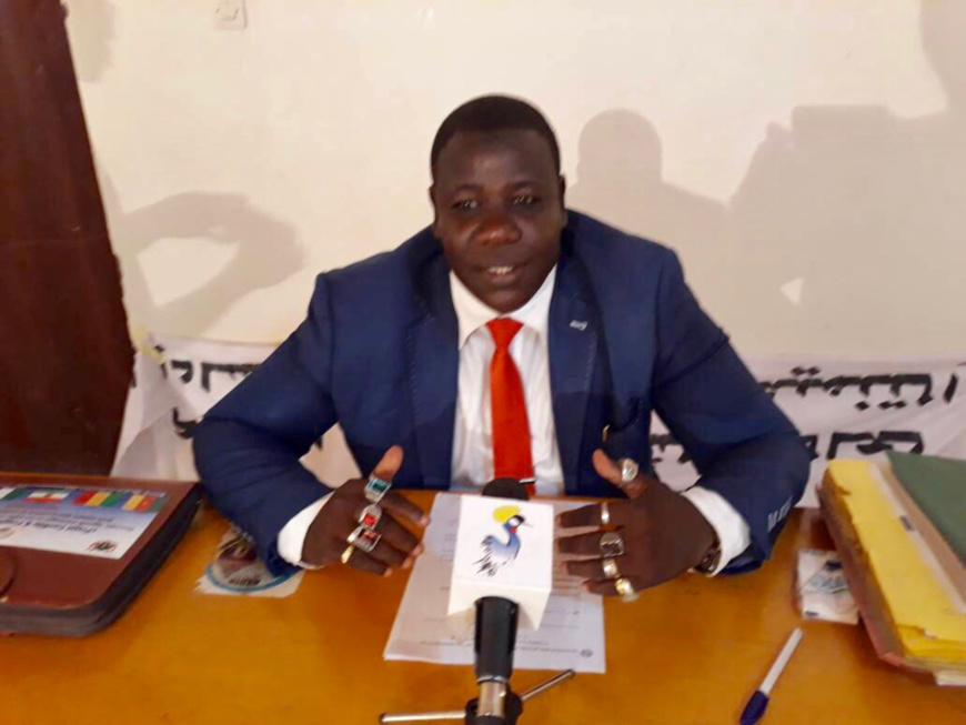 Tchad : l'AJPDAR plaide pour le respect scrupuleux de la prestation de serment