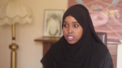 BBC News Somali seeks next generation of female poets
