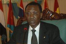 Le Président tchadien Idriss Déby lors du Sommet de la CEN-SAD