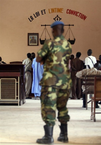 Tchad : la profession judiciaire maintient sa grève