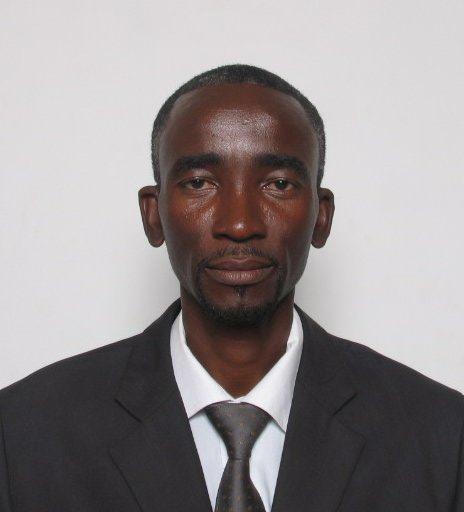 Le secrétaire de l'Ordre des Avocats du Tchad, Maître Emmanuel DJimadoum Koumtog.
