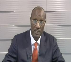 Samir Adam Annour, président de la Cour suprême. Crédits : DR