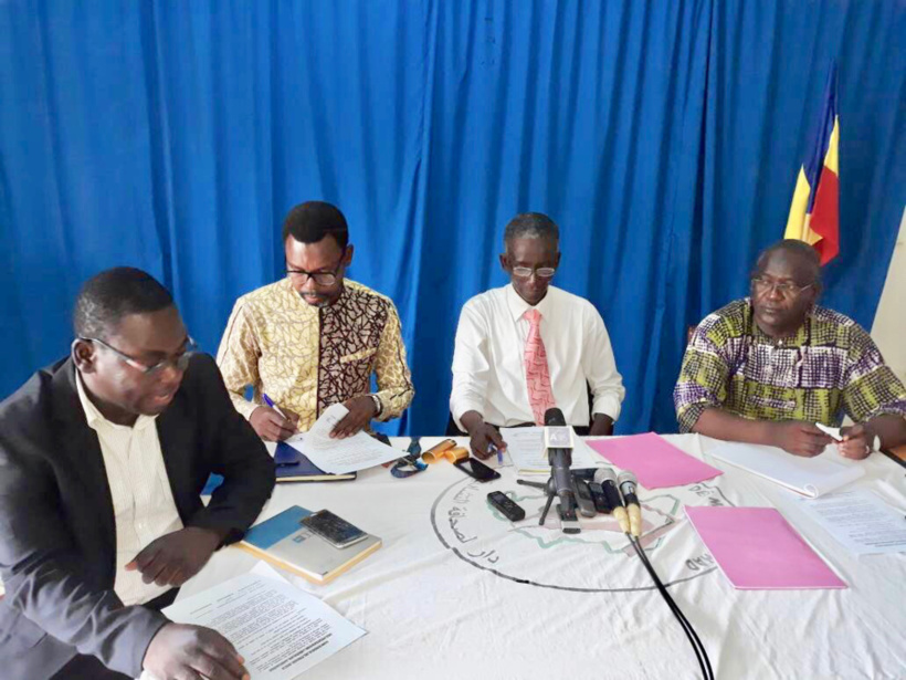 Les professions judiciaires libérales reconduisent leur grève au Tchad. Alwihda Info/D.W.