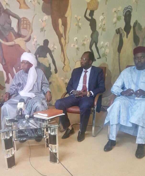 La CCIAMA relance la machine de l'économie tchadienne endommagée par la crise