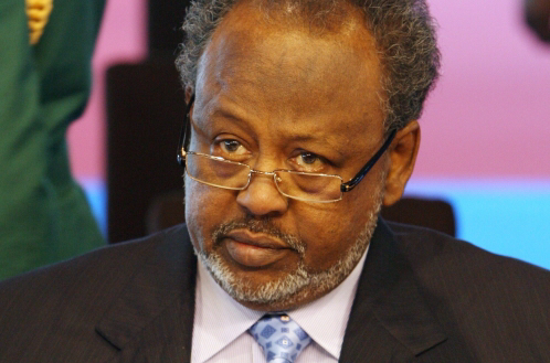 Ismael Omar Guelleh. Crédits photo : sources