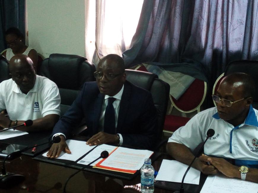 Côte d'Ivoire/Mutations à l'Institut de cardiologie d'Abidjan : « Ce n'est nullement une action de représailles contre un quelconque agent… », déclare Dr Ablé Ekissi
