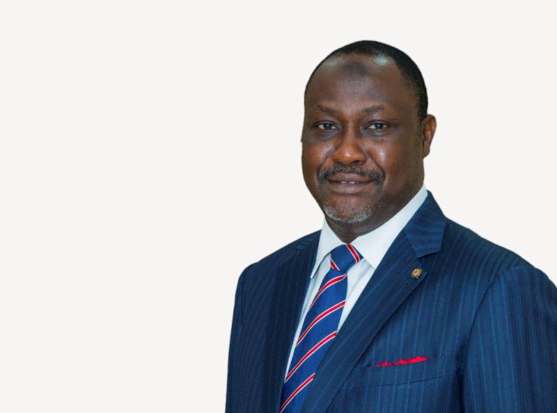 Samaila Zubairu, nouveau président-directeur général de l'AFC.
