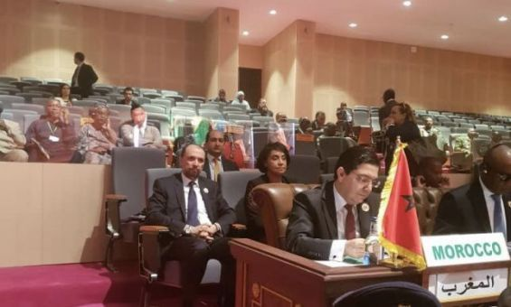 La belle rouste, à la Terence Hill, prise par les polisariens et leurs mentors algériens au Sommet de l'Union Africaine à Nouakchott
