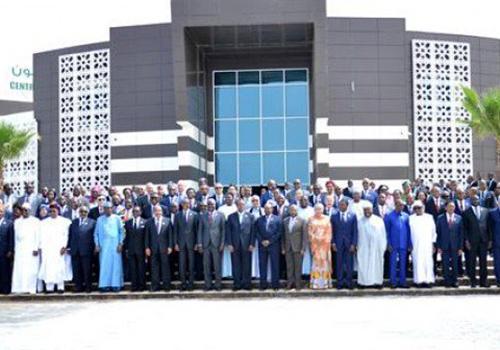 UA : Le Tchad signe plusieurs accords internationaux