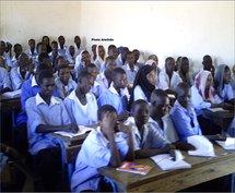 Une école tchadienne à la dérive