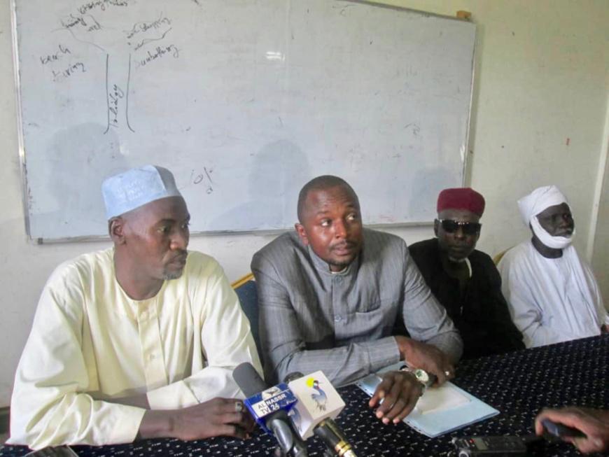 Le porte-parole du canton Djourdjoura au Lac Fitri, Abdelmoutalib Darri. Alwihda Info