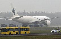 Des explosifs dans unn Boeing pakistanais ?!