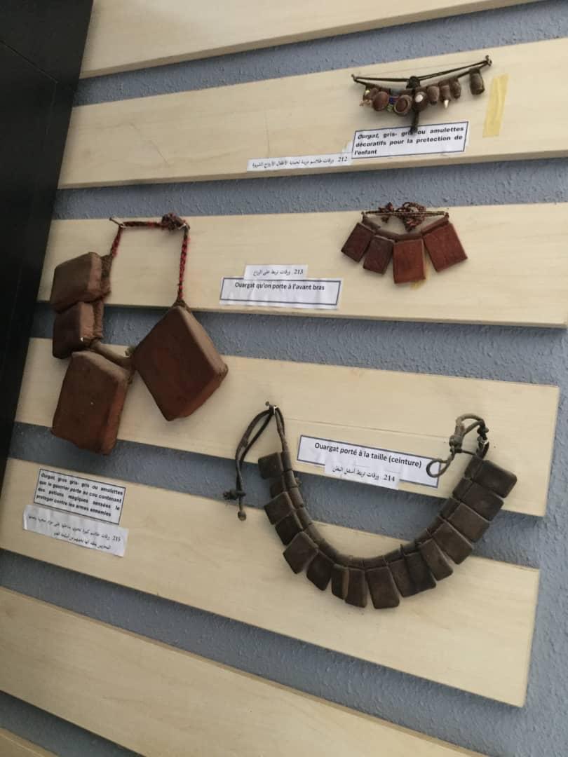 À la découverte du musée national du Tchad