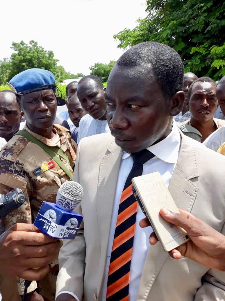 Tchad : le procureur de la République irrité par les condamnés libérés en quelques mois
