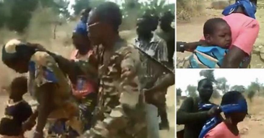 Cameroun : 4 soldats arrêtés après l'exécution filmée de femmes et enfants