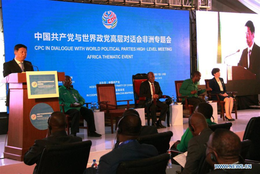 CPC in dialogue with Africa