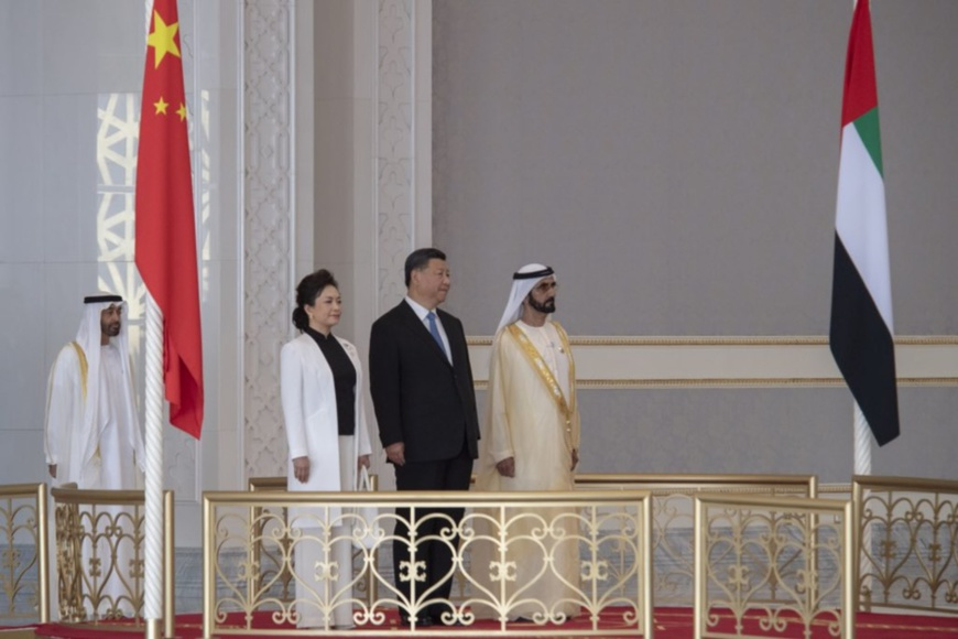 Xi begins Mideast, Africa visits to help spread value of B&R initiative: expert