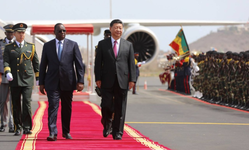 China, Senegal eye strong relations