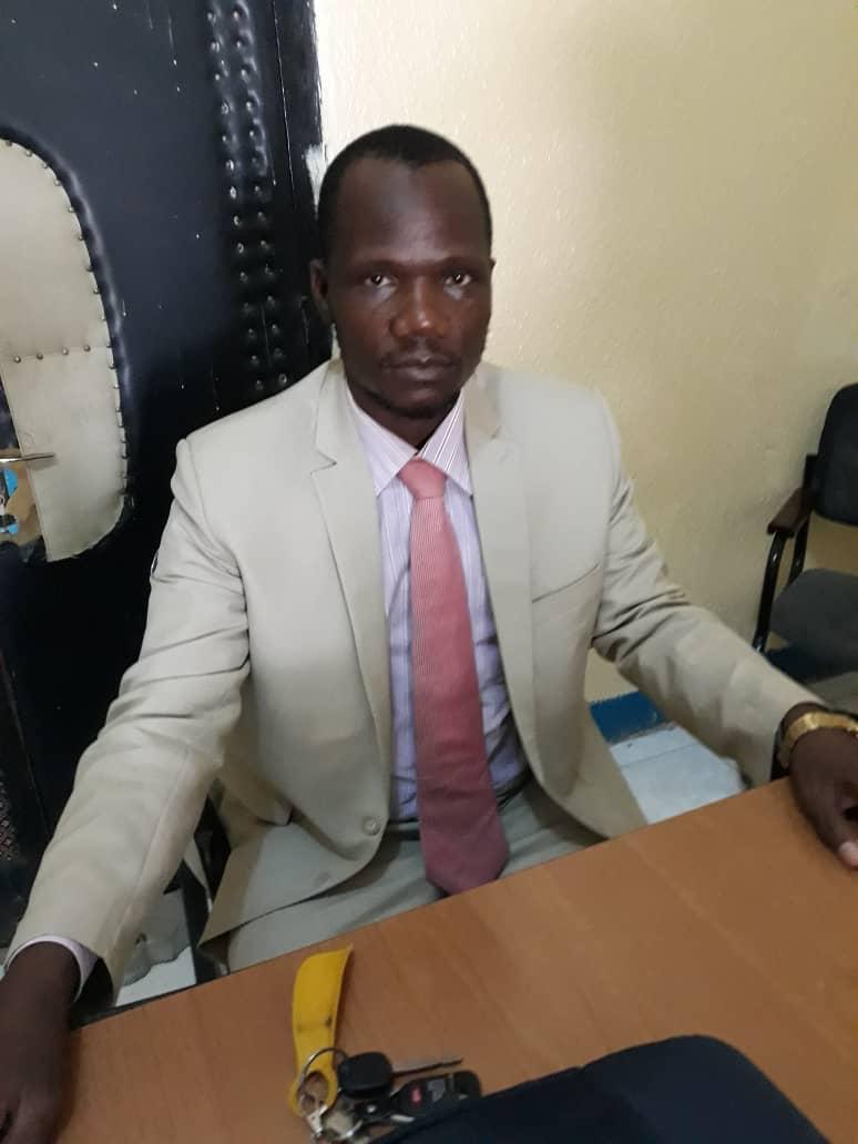 Le président du Syndicat des Médecins du Tchad.