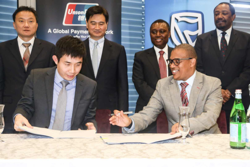 UnionPay accelerates South Africa presence