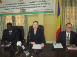 Les Etats-Unis financent des manuels d'éducation pour lutter contre la radicalisation au Lac Tchad