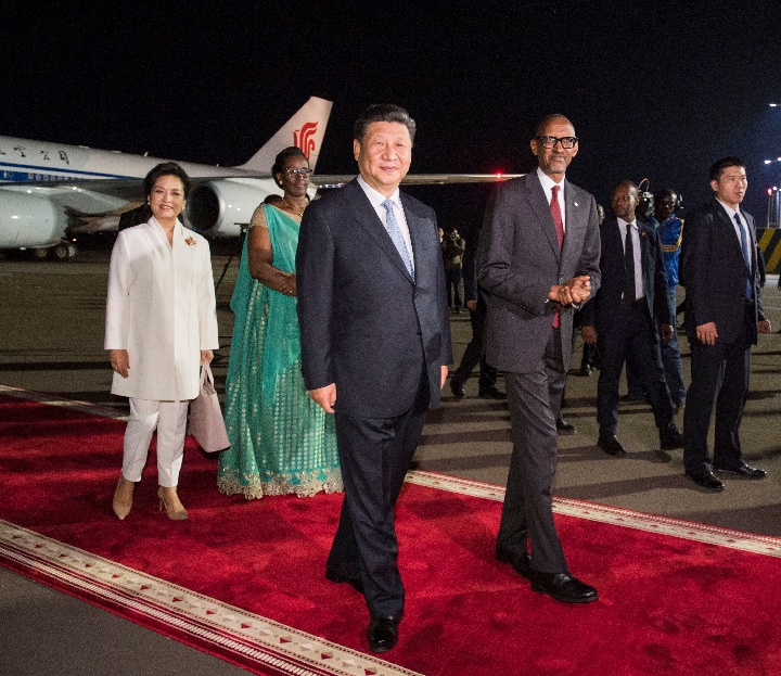 Op-ed: Xi's visit to Rwanda brings historical opportunities for bilateral cooperation