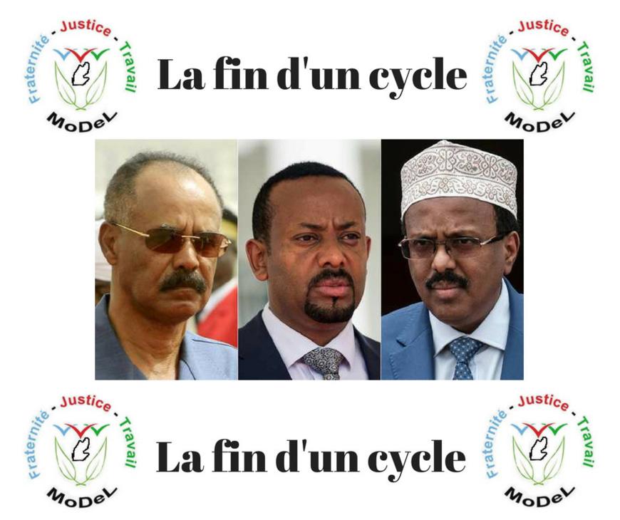 La fin d'un cycle !