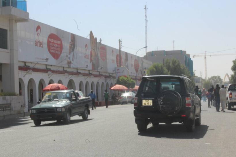 L'avenue Charles de Gaulle à N'Djamena. Alwihda Info