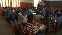 Les problèmes de scolarité au Tchad