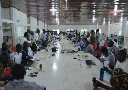 Tchad : visite surprise du président à l'ONECS à l'approche des résultats du baccalauréat