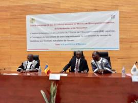 Des jeunes diplômés tchadiens du 2IE ont reçu le mercredi 8 août à N'Djamena leur parchemin. Alwihda Info