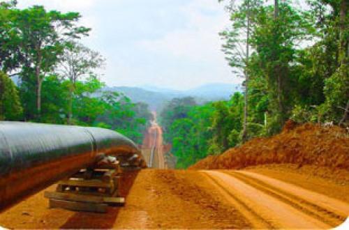 Illustration. Un pipeline. Crédits : DR