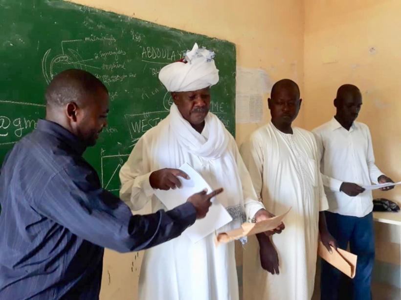 Tchad : 64 élèves composent le concours national de mathématiques. Alwihda Info