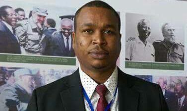 Le point focal du programme au Tchad, Outhman Abderahman Hamdan.