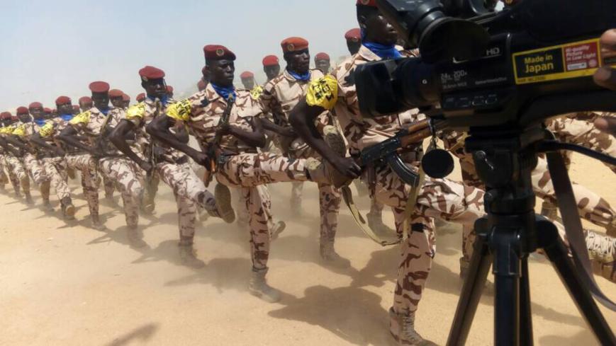Un défilé militaire au Tchad. Alwihda Info/D.H.