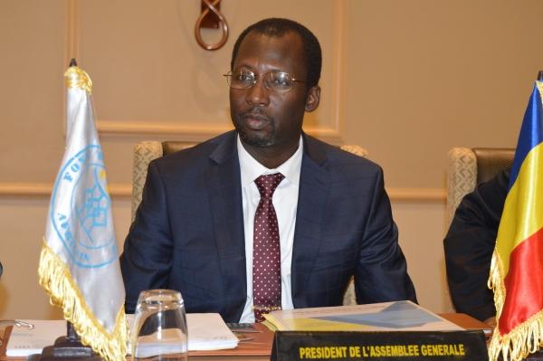 Le ministre des Finances et du Budget, Issa Mahamat Abdelmamout.