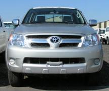 Bokoro : Un véhicule détourné, le chauffeur est pris lundi soir