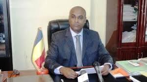 Le Ministre de la Santé publique, Aziz Mahamat Saleh. Alwihda Info/M.R.