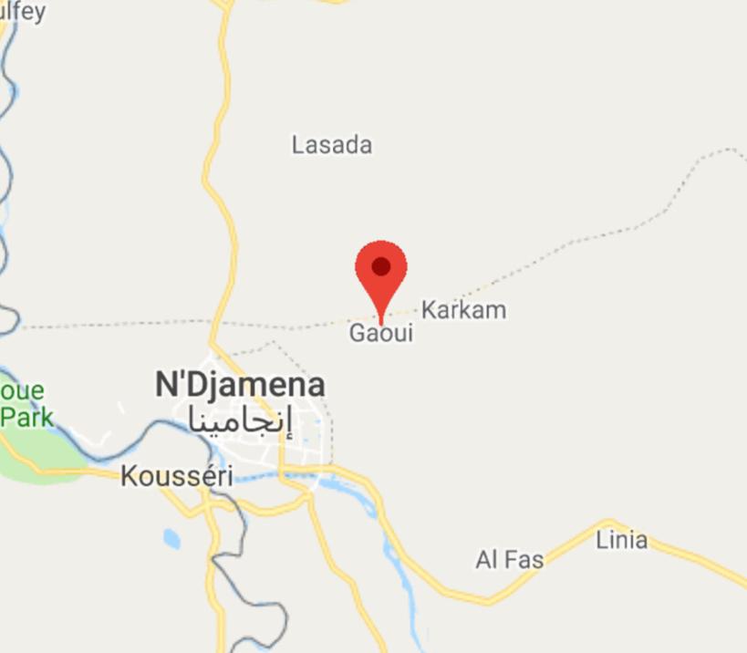 Tchad : 2 morts dans une noyade près de Gaoui