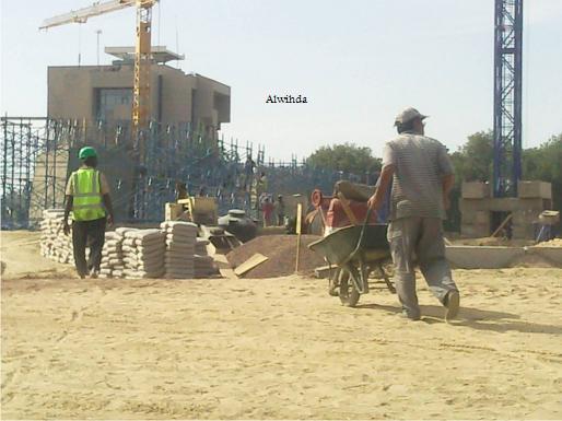 Tchad: La construction de la place de l'indépendance s'achève dans quatre semaines