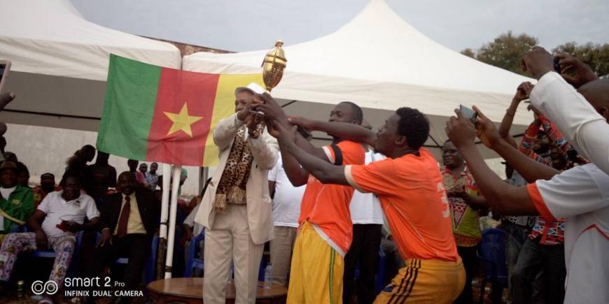 Cameroun : L'athlétisme et le football célébrés à Efok