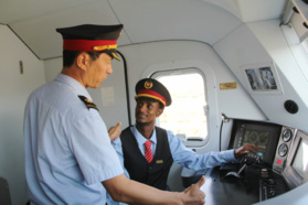 China-built rail helps boost intra-African trade
