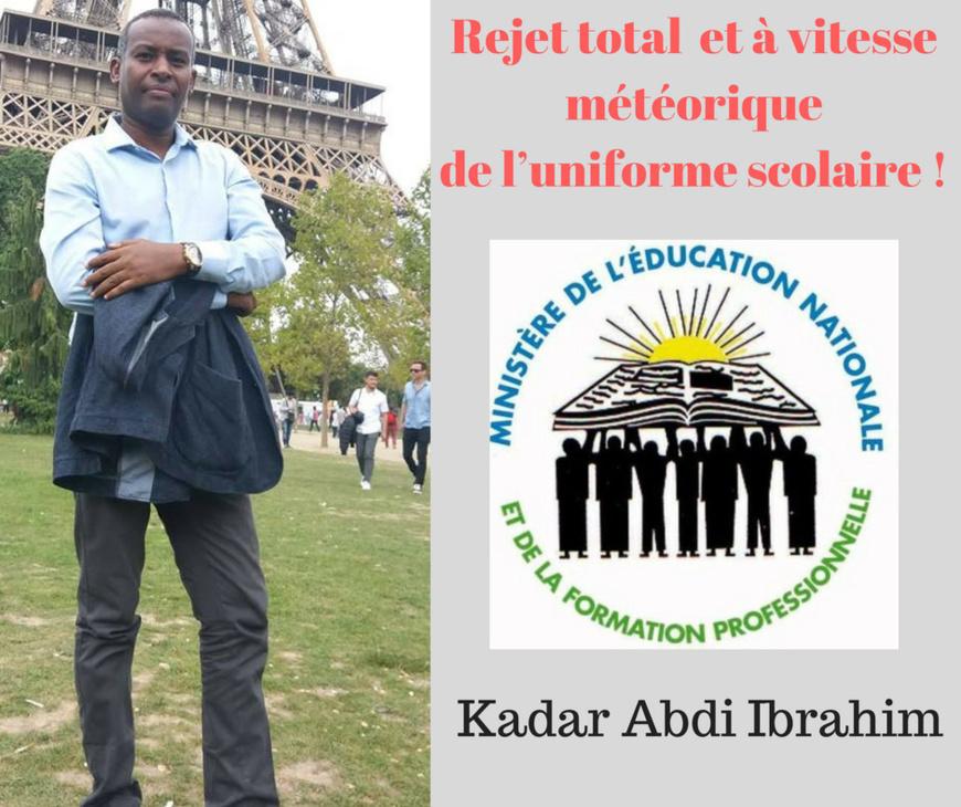 République de Djibouti : Rejet total et à vitesse météorique de l'uniforme scolaire !
