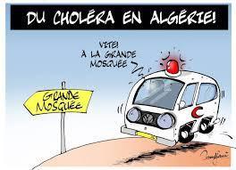 L'Algérie en proie à une épidémie de choléra