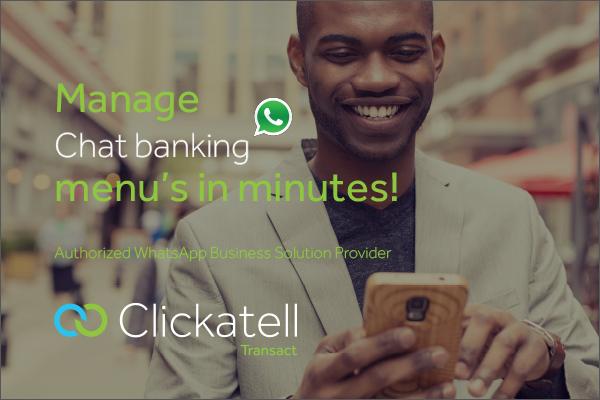 Afrique : Clickatell Transact permet à UBA de lancer sa messagerie bancaire (Leo) sur WhatsApp au Nigeria