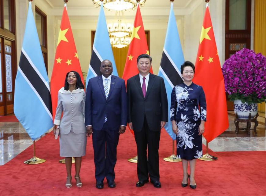 China, Botswana to usher in new era of common development