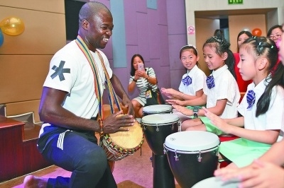 China-Africa cultural cooperation draws hearts closer