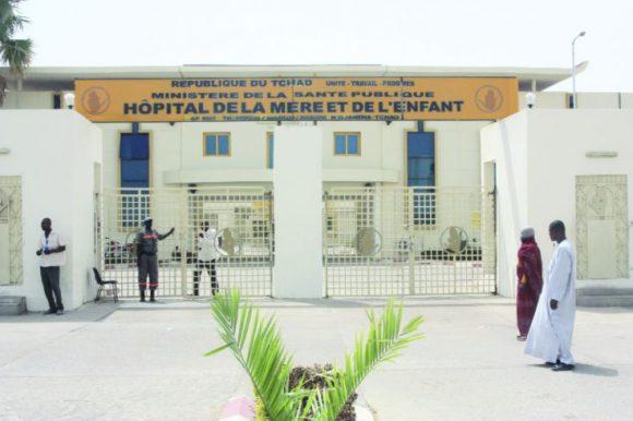 L'hôpital de Mère et de l'enfant. Crédits photo : DR